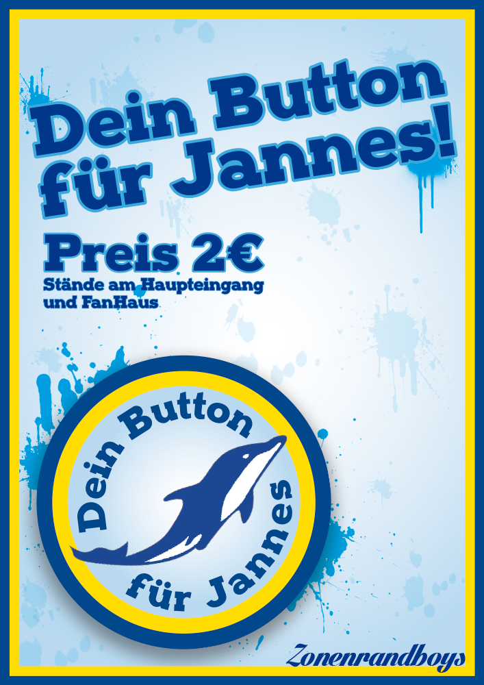 Dein Button für Jannes!