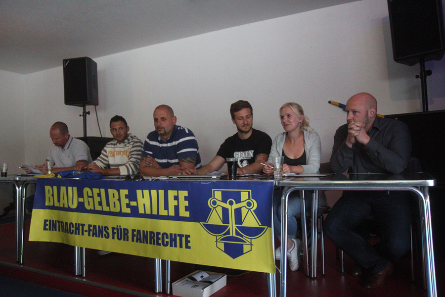 Blau-Gelbe-Hilfe e.V. Mitgliederversammlung 2015